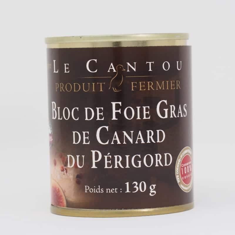 Bloc de foie gras – 130g
