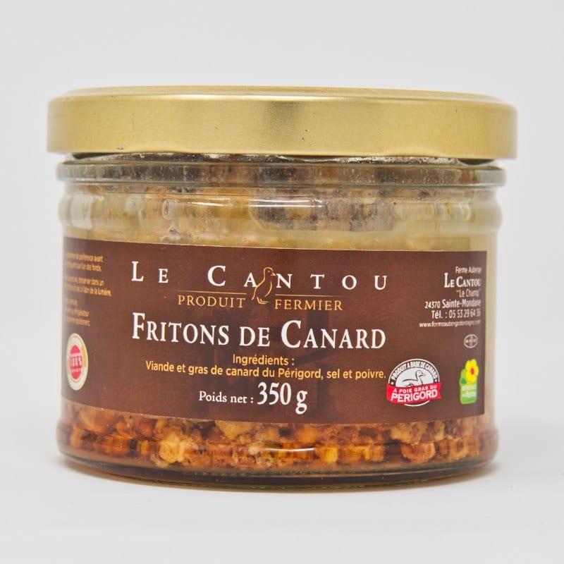 Fritons de canard – 350g