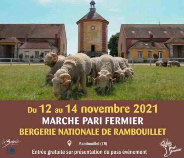 Marché Pari Fermier @ Rambouillet